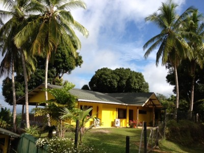 Home with pool , 2 more homes and two ocean view vacant lot in Costa Rica pavones