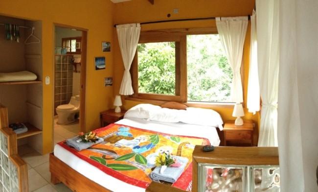 bedroom upstair