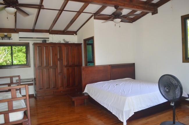 Upstairs bedroom Playa Pilon for sale